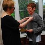 Professor Receives L'Ordre des Palmes Académiques