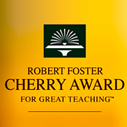 Cherry Award for Great Teaching