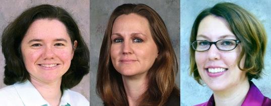 Ann Bragg, Tanya Judd Pucella, and Nicole Livengood