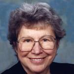 In Memoriam: Norma Rees, 1930-2013