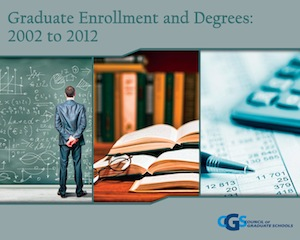 Graduate Enrollment and Degrees: 2002 to 2012