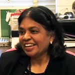 Meera Chandrasekhar Wins the 2014 Cherry Award