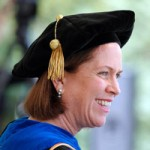 The First Woman President of Guilford College in Greensboro, North Carolina