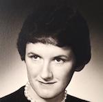 In Memoriam: Patricia Smith Wright, 1935-2014