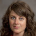 Katie Carmichael, new faculty, English