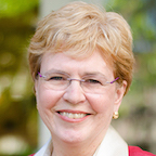 Jane Lubchenco Presented With the World Academy of Sciences Medal