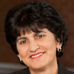 San Jose State University President Mary Papazian