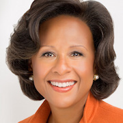 Wellesley College President Paula Johnson