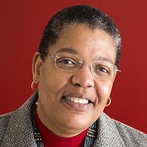 Michelle Williams, the new dean of the Harvard School of Public Health