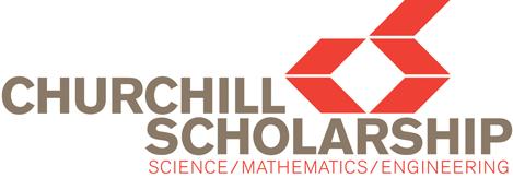 Churchill Scholarships