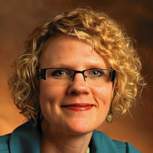 Julia Jasken of McDaniel College