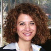 Mojdeh Mehdizadeh was named president of Contra Costa College