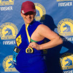 Law School Dean Completes the Boston Marathon in Her Eighth Month of Pregnancy