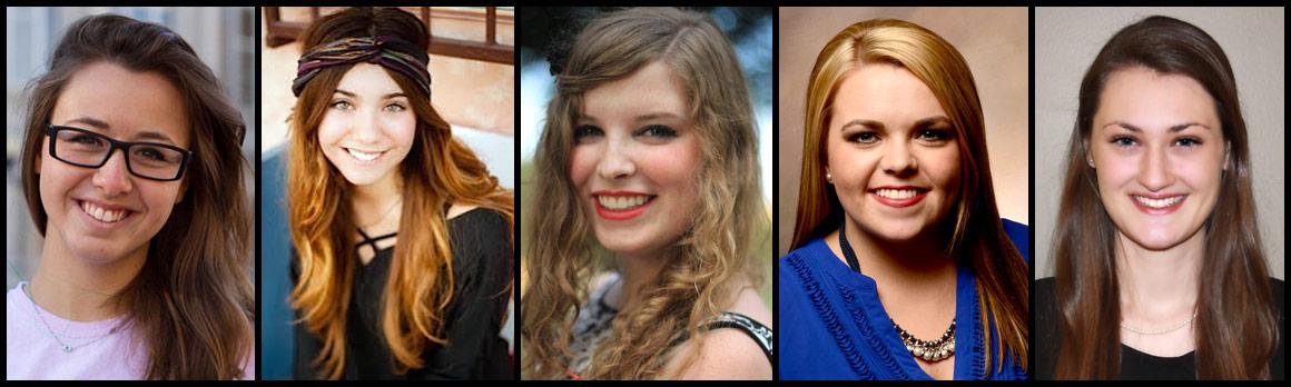 2016 Female Truman Scholars