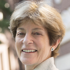 Nancy Cott, the new president of the Organization of American Historians