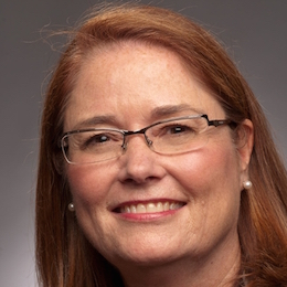 Kelli Brown, the new president of Valdosta State University