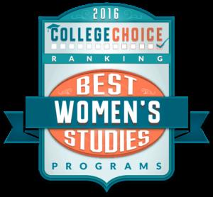 50 Best Women's Studies Programs