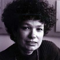 Judith Tendler