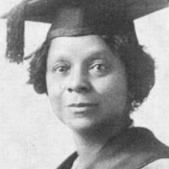 University of Chicago's First Black Woman Doctoral Degree, Georgiana Simpson