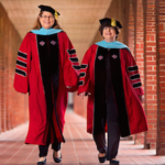Sisters Earn the First Two Doctorates in Educational Leadership at the University of Louisiana at Lafayette