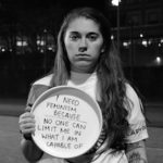 "Ultimate Frisbee Teams Mount<br>""I Need Feminism Because…"" Campaign"
