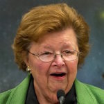 Barbara Mikulski Joins the Faculty at Johns Hopkins University in Baltimore