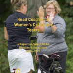 University of Minnesota Report Offers Data on Head Coaches of Women's College Teams