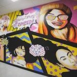 Mural at Case Western Reserve University Aims to Inspire Women in STEM Fields
