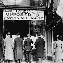 Women's Suffrage Movement in Arkansas