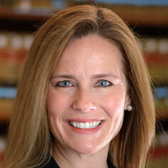 Notre Dame Law Professor Amy Barrett