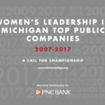 Wayne State University Study Shows Little Progress for Women in Michigan's Top Public Corporations