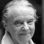 Marie Ponsot Earns Lifetime Achievement Award From the Center for American Catholic Studies