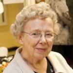 In Memoriam: Joan Kain, 1927-2017