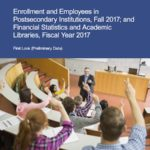 New Federal Government Data on Women Enrollments in Higher Education in the Fall of 2017