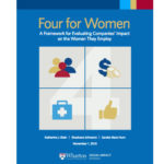 University of Pennsylvania Report Examines What Makes Companies Good Employers for Women