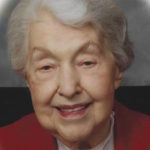 In Memoriam: Cleo Glover Perry, 1924-2018