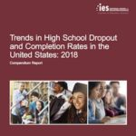 New Federal Report Offers Data on Gender Differences in High School Dropout Rates