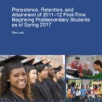 The Gender Gap in Persistence and Degree Attainment Rates
