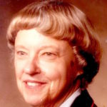 In Memoriam: Mildred Inzer Byers, 1926-2019