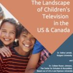 Study Finds Gender Imbalance In Children's Television: Onscreen and Behind the Camera