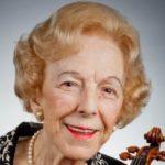 In Memoriam: Alice Schoenfeld, 1921-2019