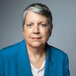 Janet Napolitano Announces She Will Step Down as President of the University of California in 2020
