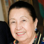 Teresa Lozano Long Awarded the National Humanities Medal at a White House Ceremony