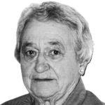 In Memoriam: Patricia Sankey Imfeld Robinson, 1926-2020