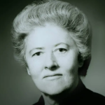 In Memoriam: Susan Margaret Claydon, 1923-2020