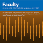 Report Examines the Status of Women Faculty in American Higher Education