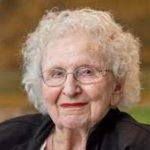 In Memoriam: Mae Riedy Carter, 1921-2020
