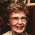 In Memoriam: Ruth Grace Zibart, 1919-2020