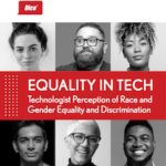 New Survey Documents Perceptions of Sexism and Gender Discrimination in the High-Tech Sector