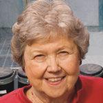 In Memoriam: Jean Harmon Langenheim, 1925-2021